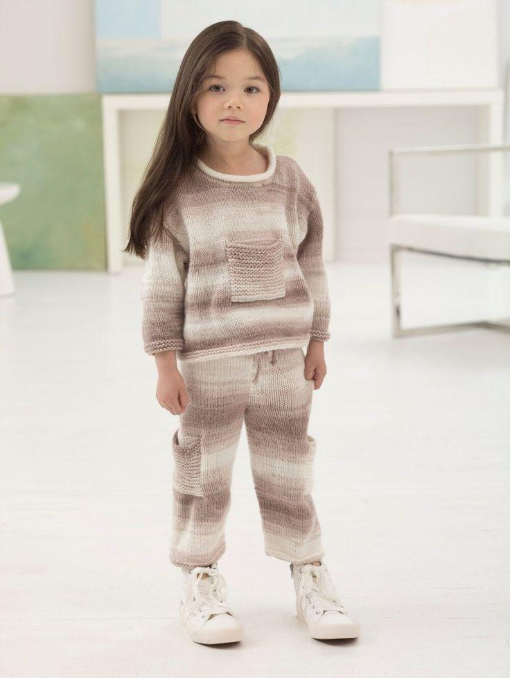 Little Weekend Pants (Knit)