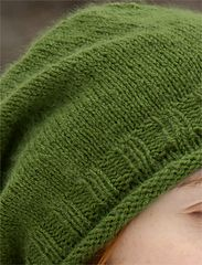 Ravelry: Fresco Simply Slouchy Hat pattern by Susan Mills Knitting this at that moment