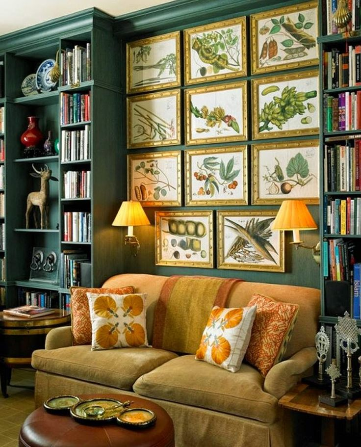 Library Room Ideas 722 best office spaces & bookcases images on pinterest | cozy