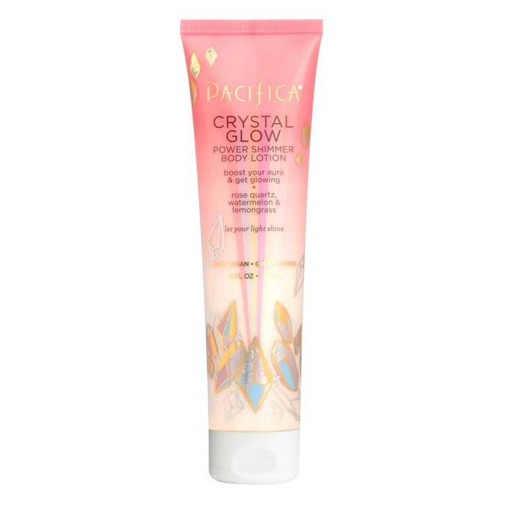 Crystal Glow Power Shimmer Body Lotion