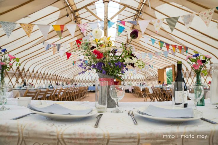 BareBlooms - lovely marquee