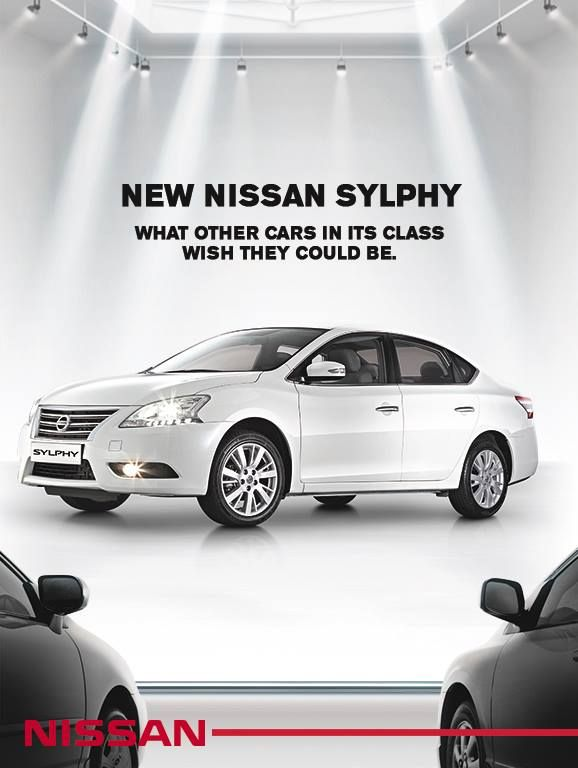 Our World S Best Selling Sedan The Nissan Sylphy Not Only Brings