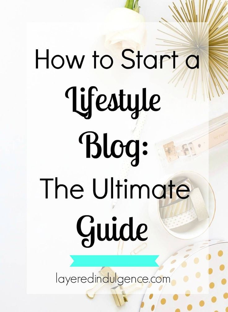 Do you want to start a lifestyle blog? This step by step guide shows you exactly how to do it from choosing your blog focus, to setting up WordPress, to finding a gorgeous template. I create this guide with beginners in mind. It will give you all the info and ideas you need to start a successful blog! Click through to get started or save this pin for when you're ready to start your lifestyle blog!