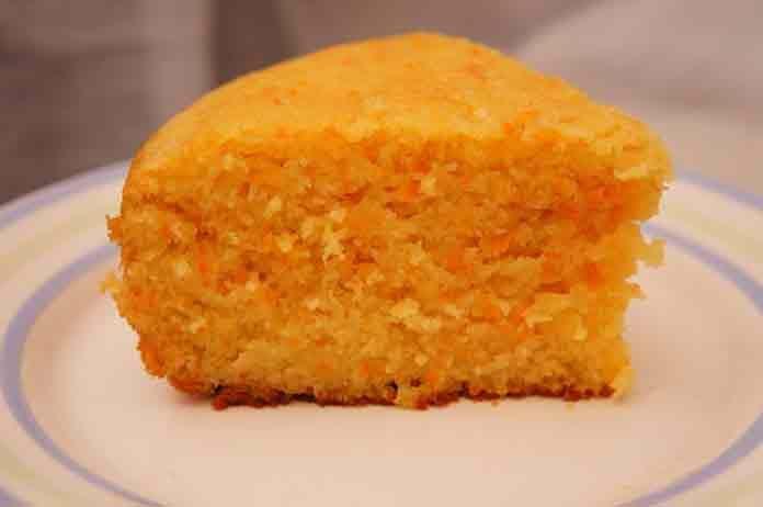 Морковный пирог самый простой и вкусный рецепт | Готовим рецепты