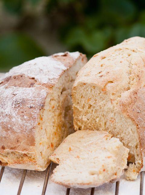 Pão de Cenoura e Laranja