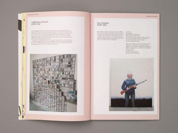 Exhibition Catalog. Borås Artmuseum.