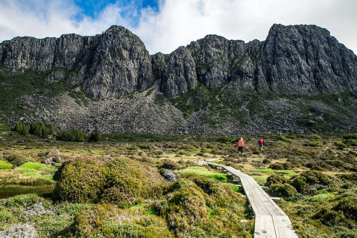 Walls of Jerusalem National Park the best of Tasmania's Rugged Beauty. Cover Photo