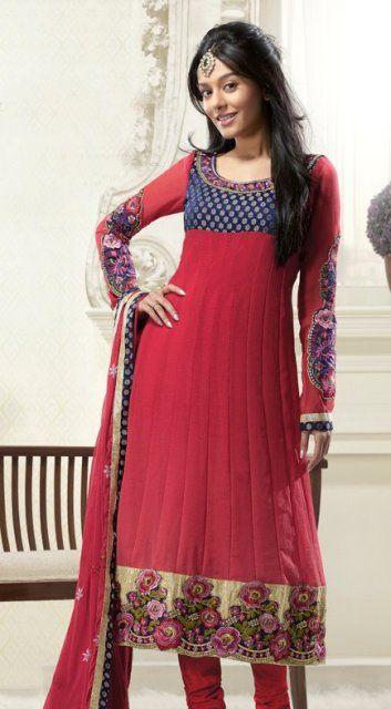 Indian Anarkali Dresses | Indian Anarkali Frocks 2012