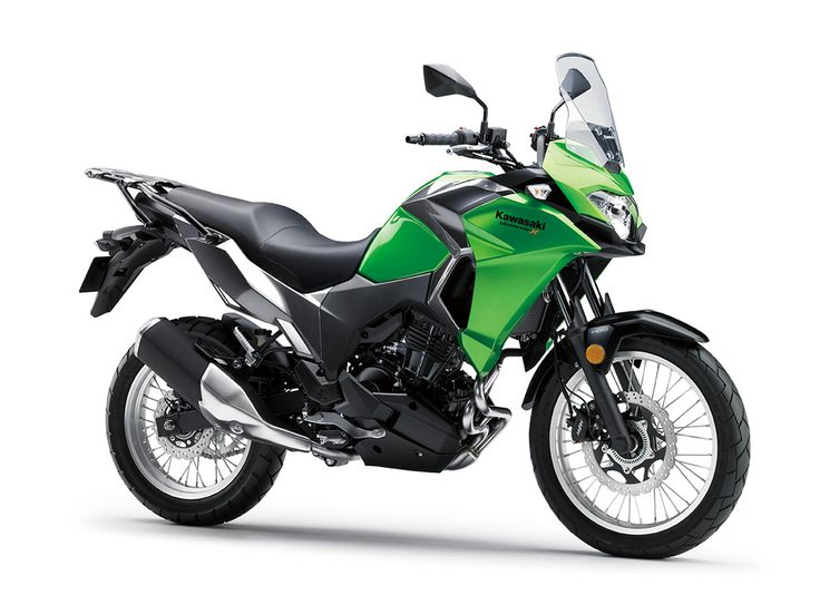 Check out the Kawasaki 2017 VERSYS®-X 300 ABS