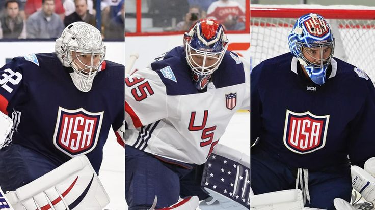 Team USA has depth, quality in goal