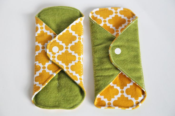 cloth panty liners