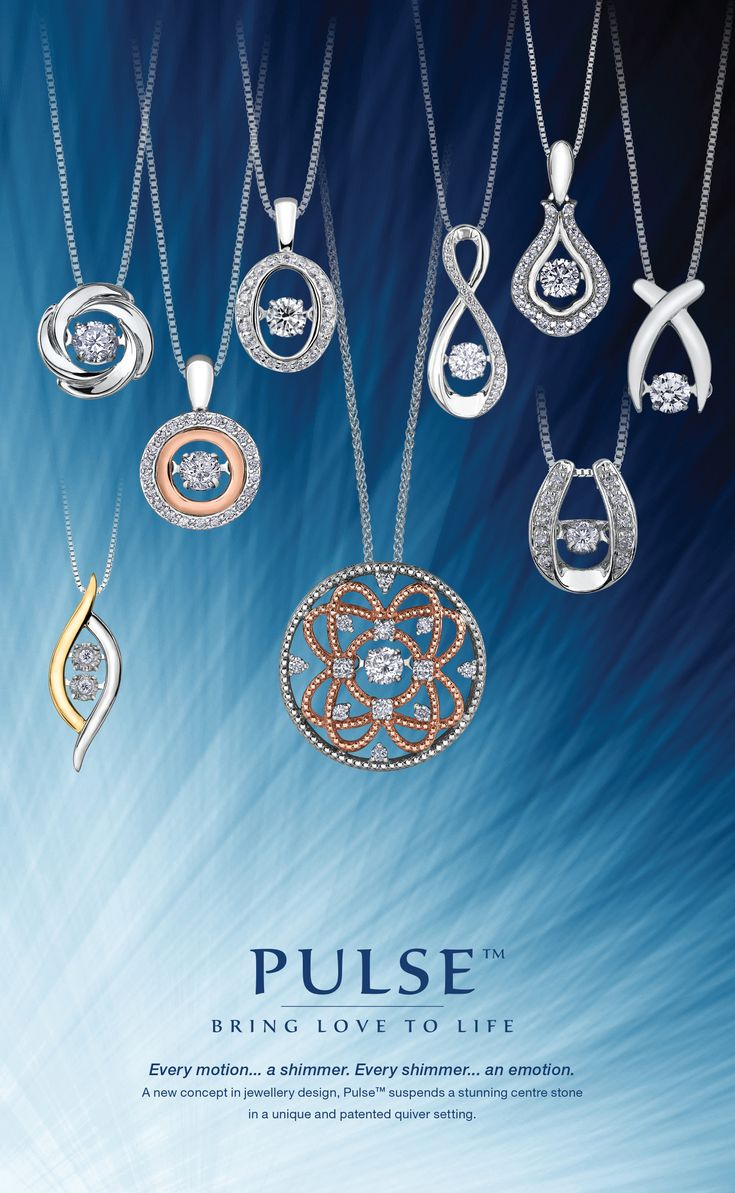DECEMBER 18-24: 20% off in stock PULSE jewellery this week only. Make her heart skip a beat with a shimmering #gift of PULSE #JEWELLERY. Bring LOVE to LIFE.  https://www.danasgoldsmithing.com/collections/pendants/pulse-series  . . #sale #PortPerry #necklace #pendant #fashion