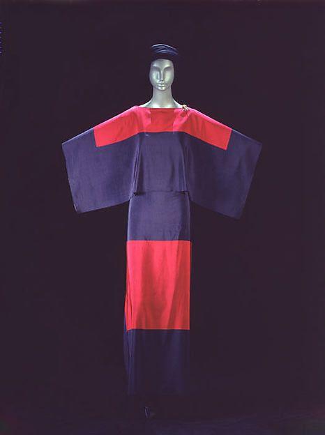 * Afternoon dress  silk  ca. 1923  Paul Poiret #fashion #womenswear #couture