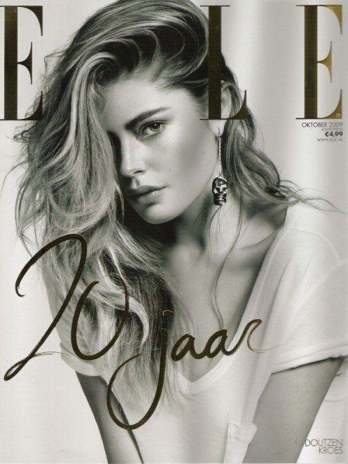 erika boveri más hot que nunca. producciones infartantes. www.erikaboveri.com- chicas hot Elle Magazine Cover [Netherlands]