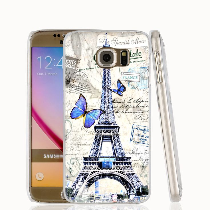 15956 Paris Eiffel Tower cell phone protective case cover for Samsung Galaxy A3 A5 A7 A8 A9 2016 //Price: $9.95 & FREE Shipping //     #hashtag2