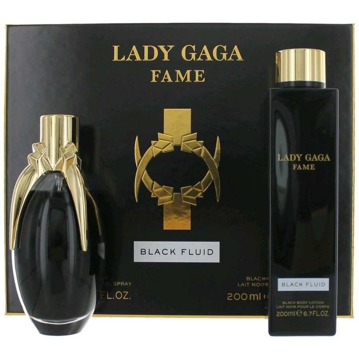 Lady Gaga Fame Perfume by Lady Gaga 2 Piece Gift Set for Women NEW IN BOX #LadyGaga