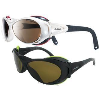 Solbriller til ekspedisjoner