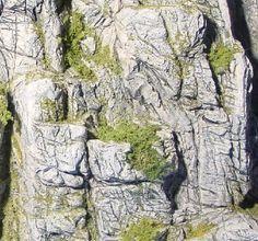 La réalisation de rochers