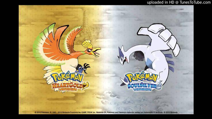 Pokemon HG/SS - Lugia Appears Theme