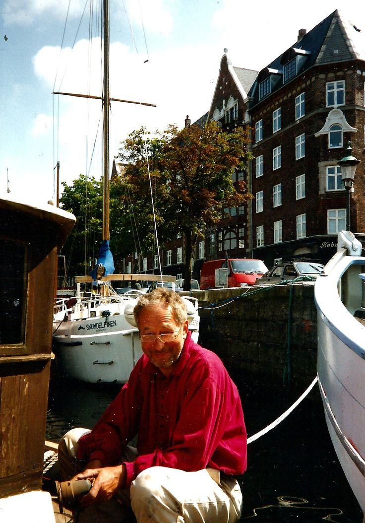 Børge Schiang på Karen. Christianshavn