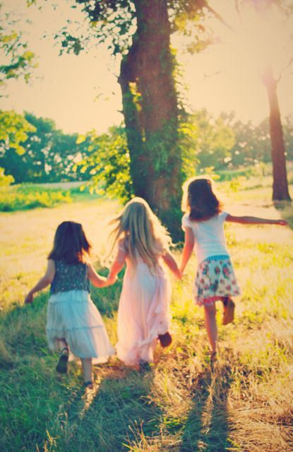 A Beautiful Girlhood Birthday Picnic (inspired, of course, by Nanny McPhee Returns)