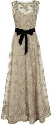 Vintage lace beauty