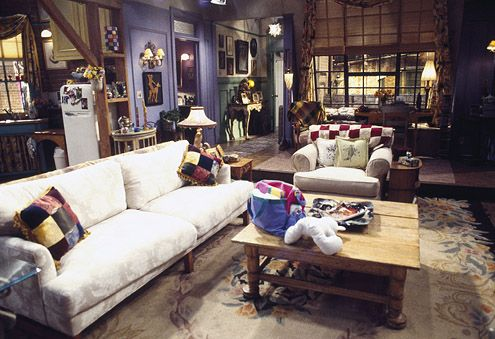Monica's Apartment, Friends