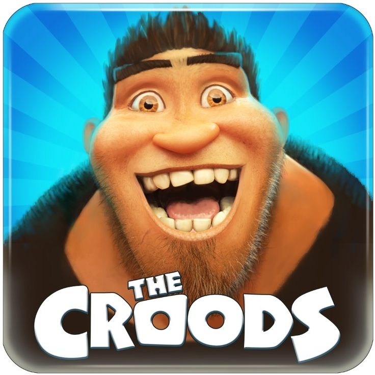 The Croods App Icon!