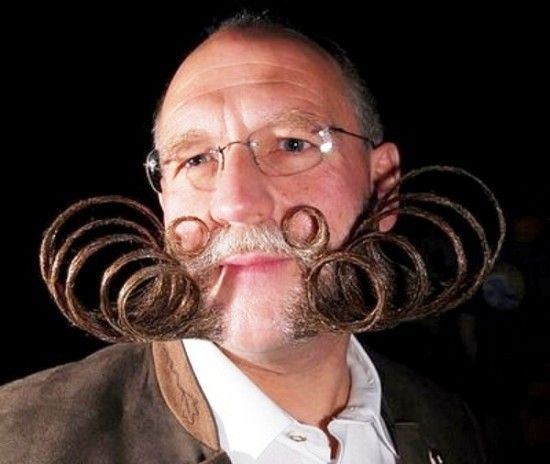 Wierd facial hair-6609