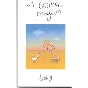 Michael Leunig, fantastic book of drawings and cartoons