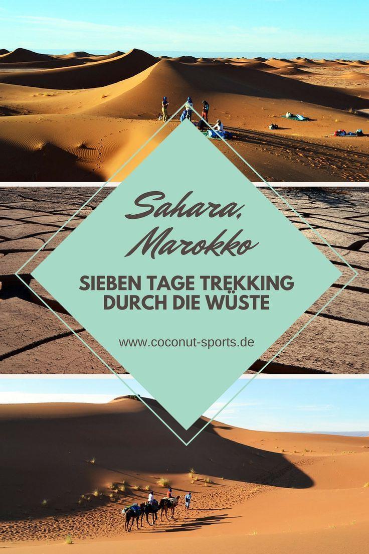 Marokko Sahara Trekking Mit Weltweitwandern Erfahrungsbericht