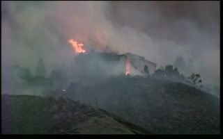 Homes in the Mountain Shadows area of Colorado Springs have burned in the Waldo Canyon Fire. KKTV.com for updates.