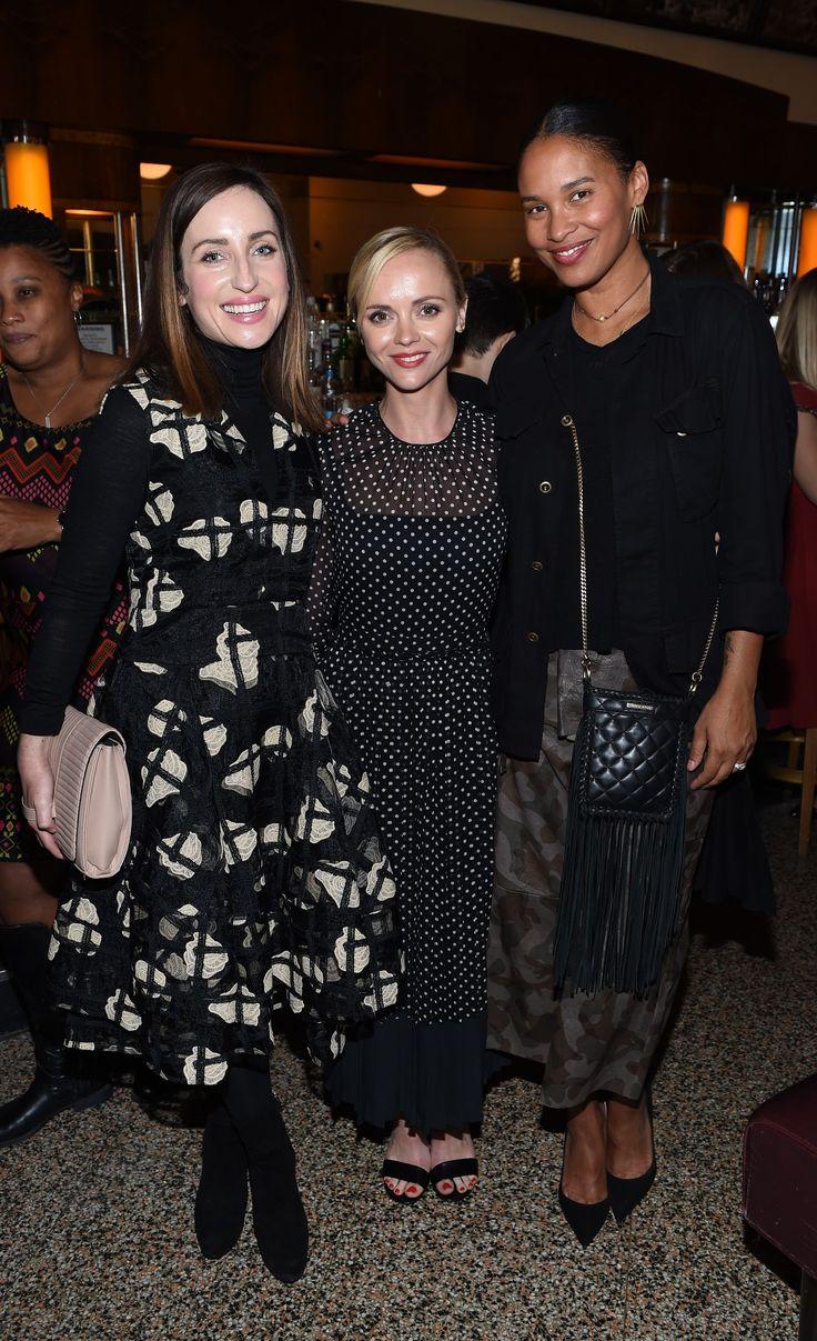 Chanel Tribeca Film Festival Women's Filmmaker Luncheon - HarpersBAZAAR.com