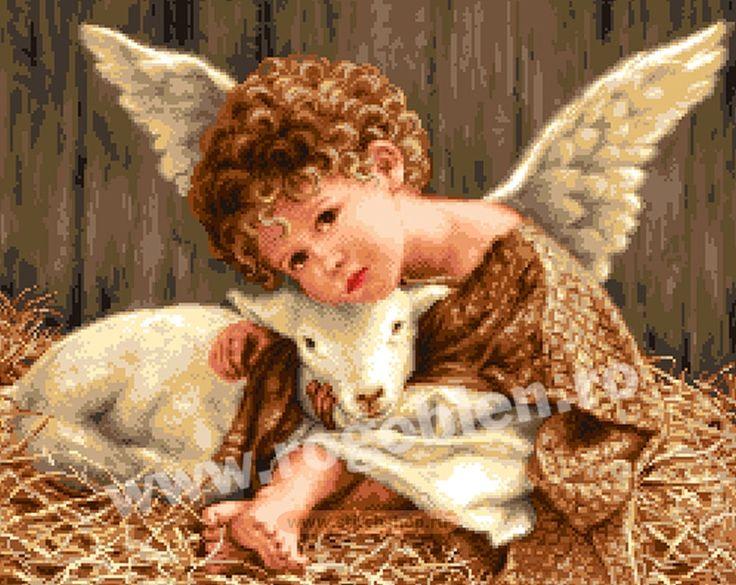 0.54 Пасха, ангел  - Rogoblen