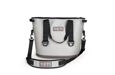 Yeti Coolers Yeti Coolers Hopper 30 (Gray) - YHOP30 YHOP30 Fridges, Coolers & Accesories: Hopper 30 Gray;24 cans;26 lb. of ice;Dryhide…