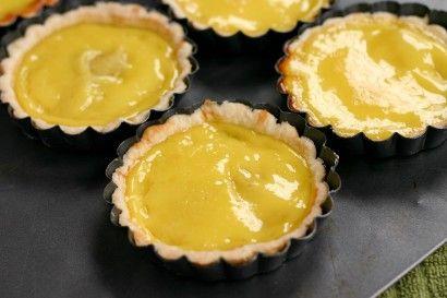 Hong Kong Egg Tarts   Tasty Kitchen Blog