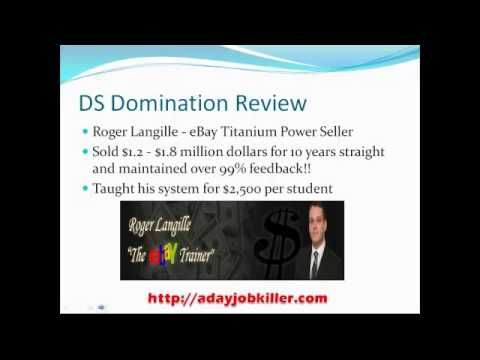 DS Domination DSD Review Of Roger Langille
