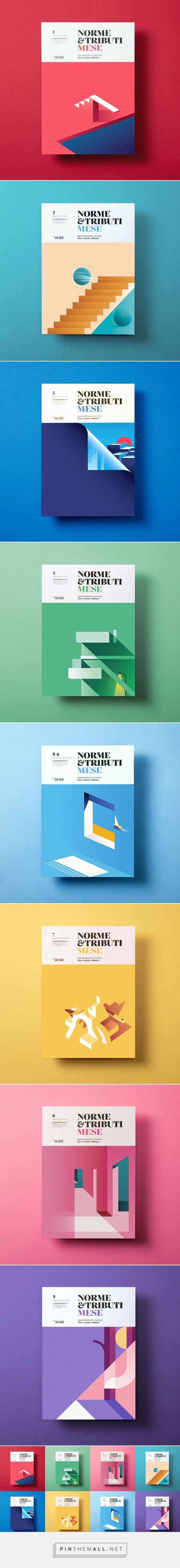 Norme & Tributi MESE - Il Sole 24 Ore on Behance - created via https://pinthemall.net