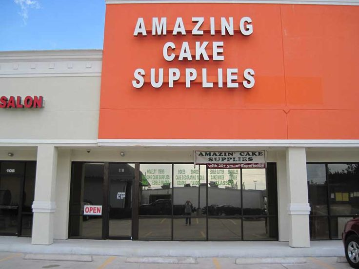 Cake Decorating Supplies Dallas Tx