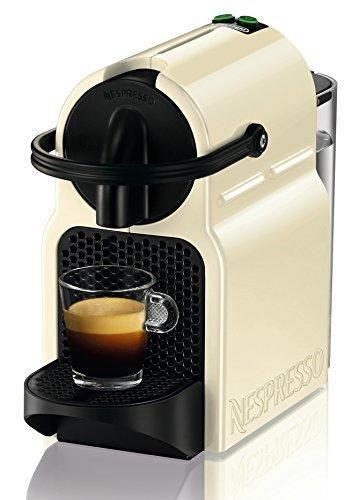 Oferta: 78.44€ Dto: -21%. Comprar Ofertas de DeLonghi Nespresso Inissia EN 80.CW - Cafetera automática, 19 bares, color crema barato. ¡Mira las ofertas!