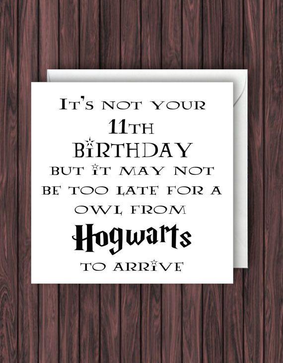 Hogwarts Letter. Harry Potter Birthday door TheDandyLionDesigns