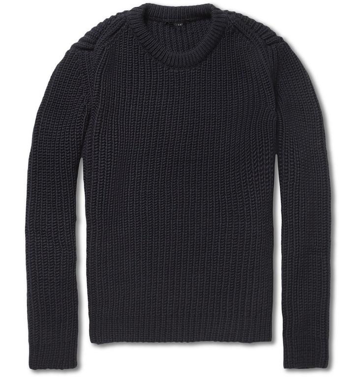 GucciWool Sweaters Mr, Men Clothing, Knits Wool, Design Sweaters, Gucci Ribs Knits, Men Secret, Men'S Clothing, Sweaters Mr Porter, Men Sweaters