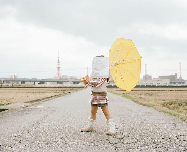 a violent wind   By NAGANO TOYOKAZU  PENTAX67(90㎜/f5.6)×kodak PORTRA400    This photo was taken on March 29, 2012 in Ishikawa Prefecture, JP.