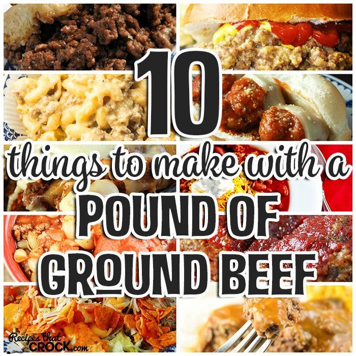 Stuff To Make With Ground Beef: Love Ground Beef? Check Out This List Of 10 Things To Make