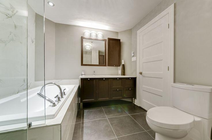 Salle de bain de la chambre des maîtres http://www.monharmonie.com/