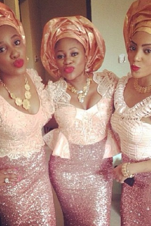 21 best igbo tops wrapper images on pinterest african for Nigerian traditional wedding dresses
