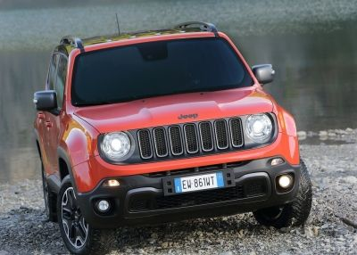 El Jeep Renegade fue presentado en Brasil y llegará a la Argentina