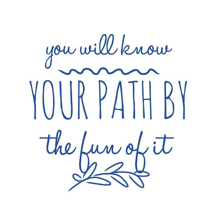 """""""You will know your path by the fun of it.""""  Abraham Hicks  #fun #purpose #life"""
