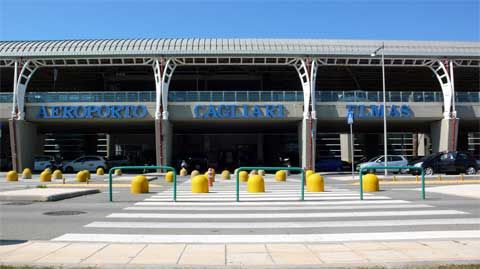 Sardinia Airport Cagliari   Image courtesy of ramsch_ursel.    Cagliari the Capital of Sardinia. Find information about who flies to this airport and more.