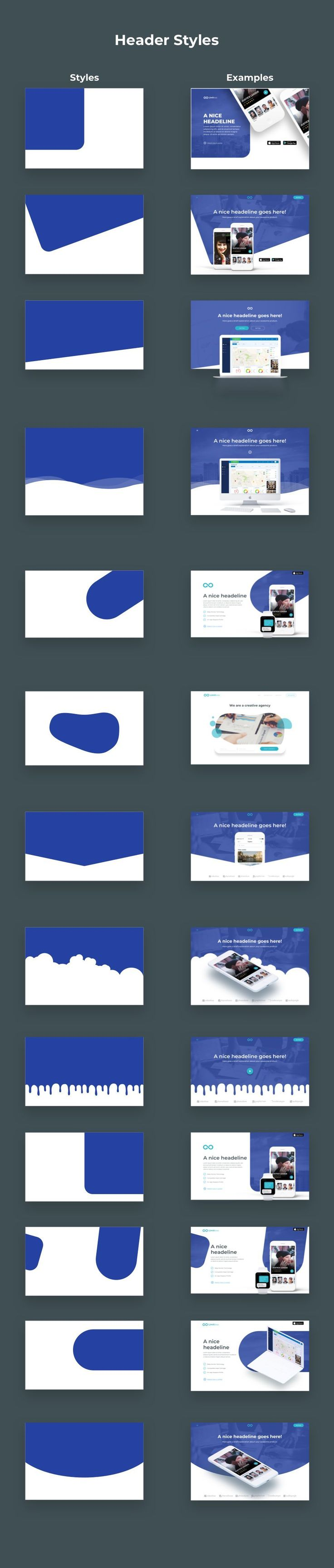Limitless – Massive set of layouts and UI componen…